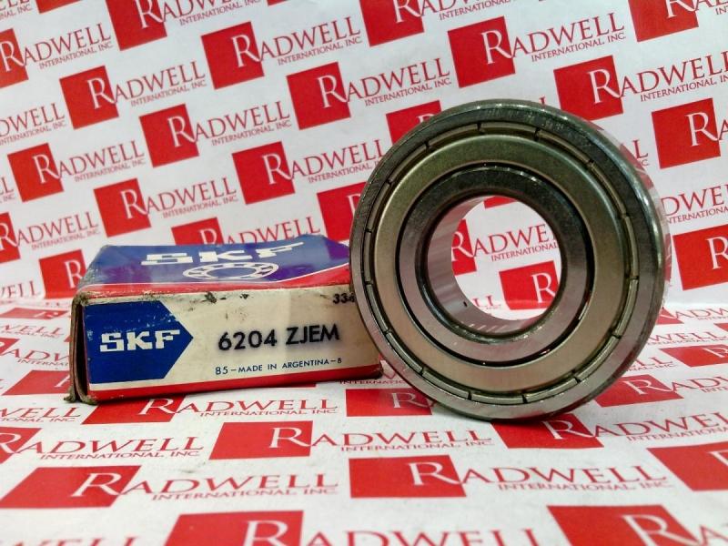 SKF 6204-ZJEM