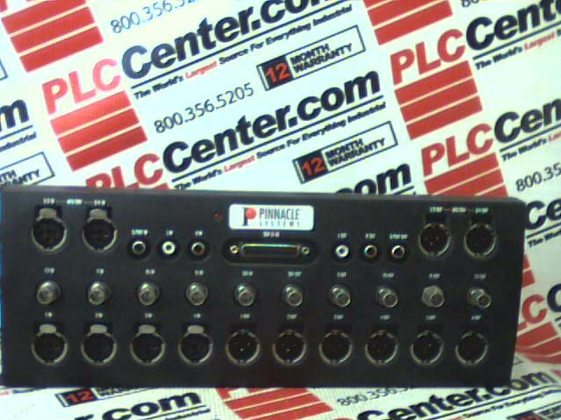 PINNACLE SYSTEMS INC 136800006H