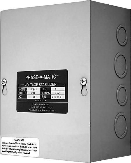 PHASEAMATIC VS-100