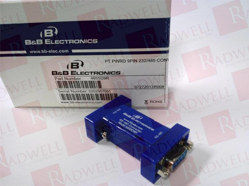 B&B ELECTRONICS 485SD9R 1