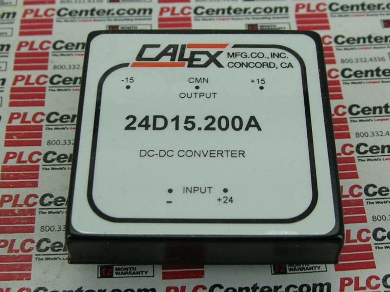 CALEX 24D15200A
