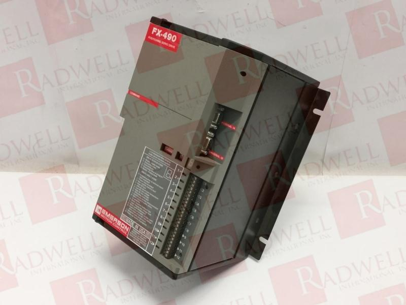 NIDEC CORP FX-490 1