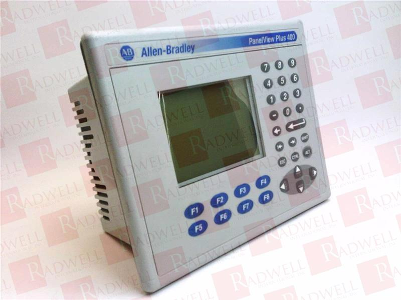 ALLEN BRADLEY 2711P-K4M20D 1