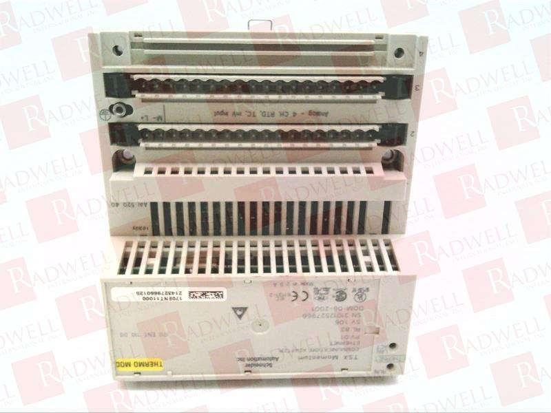SCHNEIDER ELECTRIC 170-AAI-520-40 2