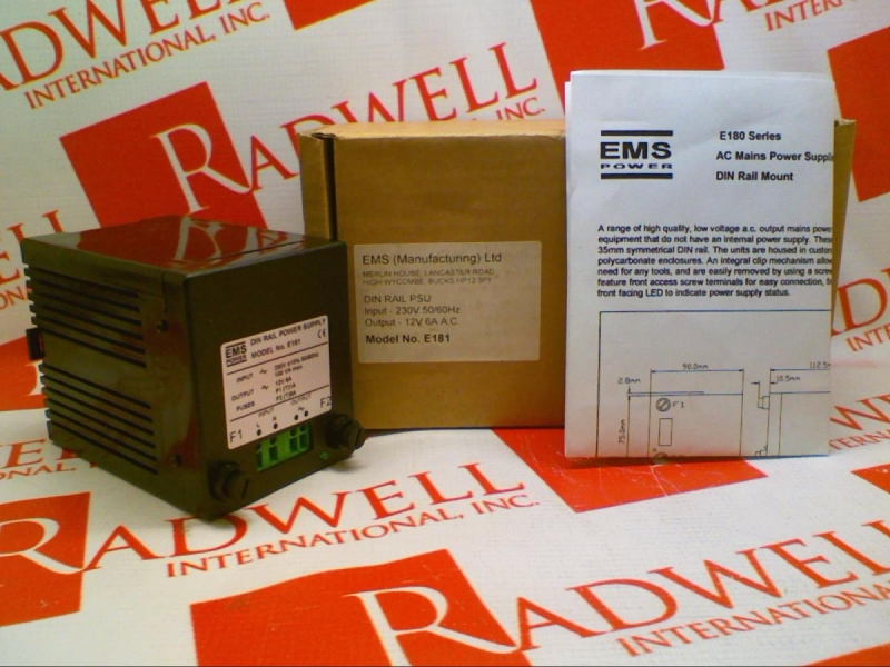 EMS LTD E181