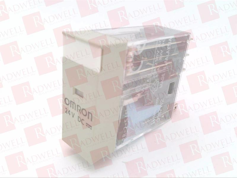 OMRON G2R-2-S DC24(S)