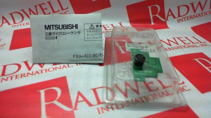 MITSUBISHI FX2N-422-BD NEW IN BOX FX2N422BD