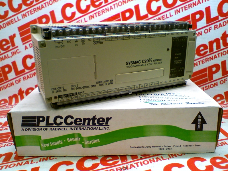 OMRON C20K-CDR-D
