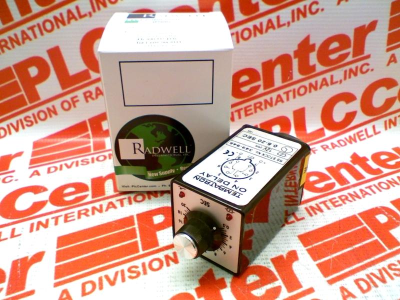 TEMPATRON 2BDE20SLP12VDC