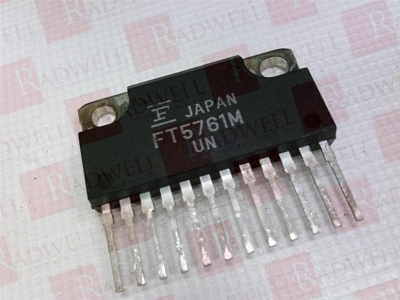 FANUC FT5761M 1