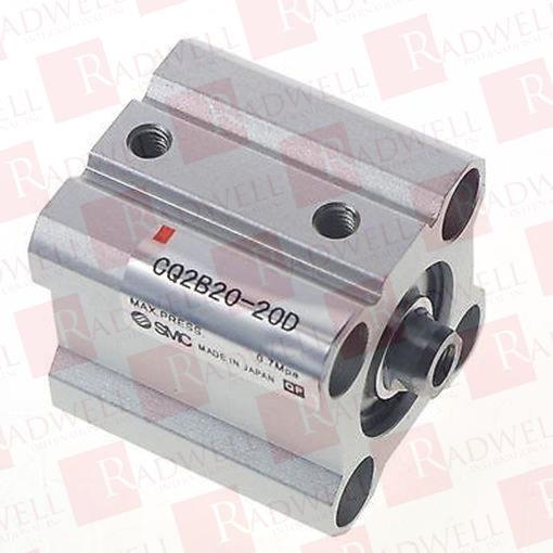 SMC CQ2B20-20D