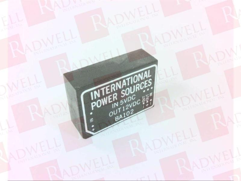 INTERNATIONAL POWER BA102