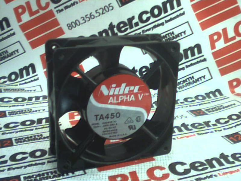 TA450-A30426-10 by NIDEC CORP - Buy or Repair at Radwell - Radwell com