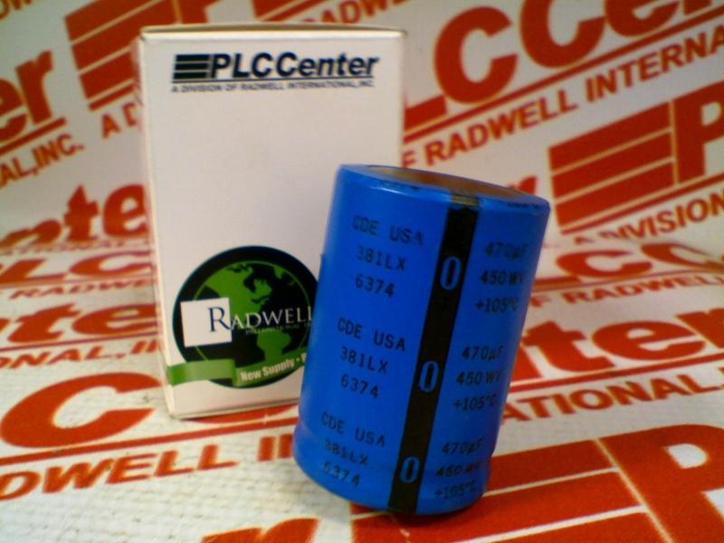 CORNELL DUBILIER 381LX-6374