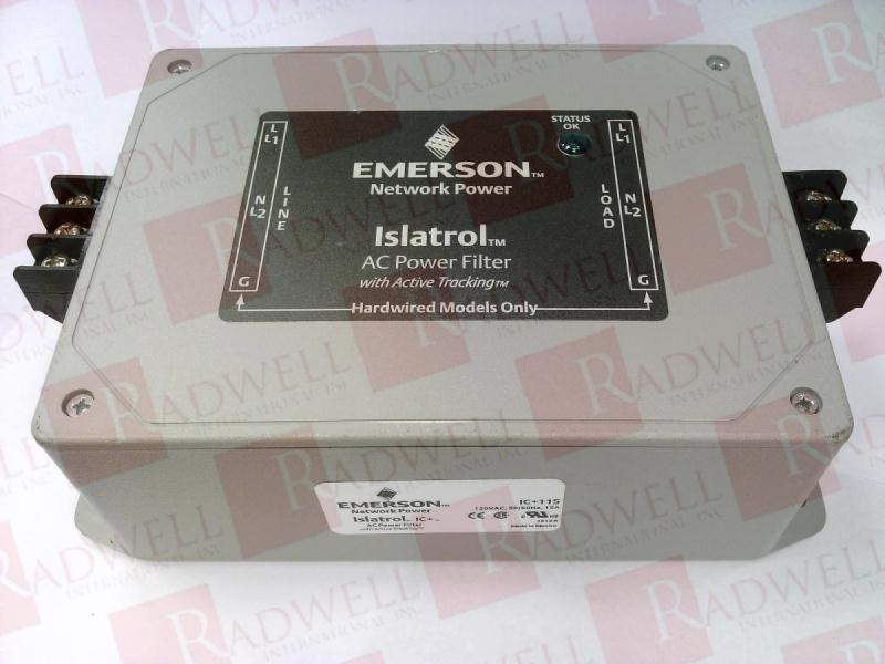 EMERSON NETWORK POWER IC+115