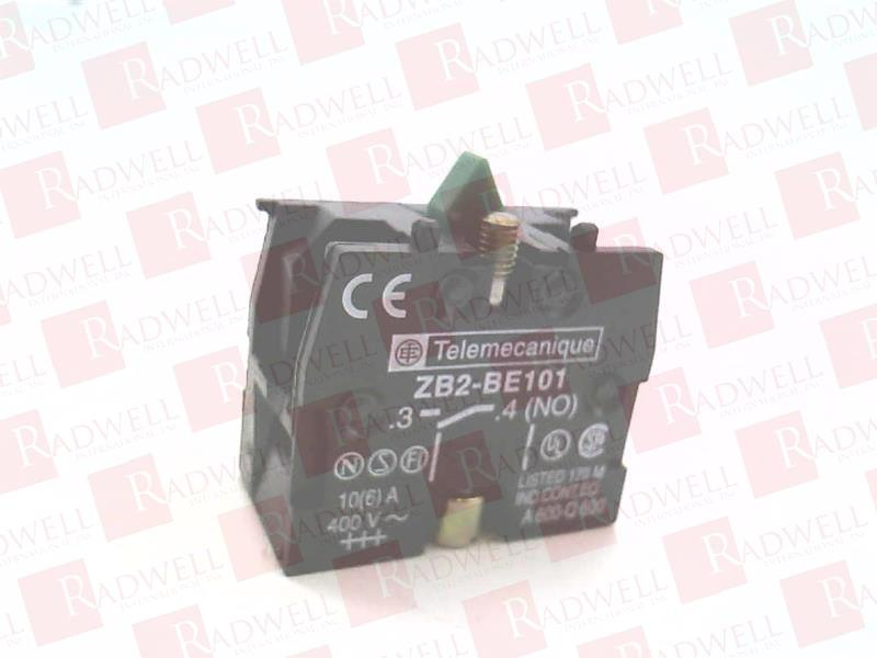 SCHNEIDER ELECTRIC ZB2BE101 0
