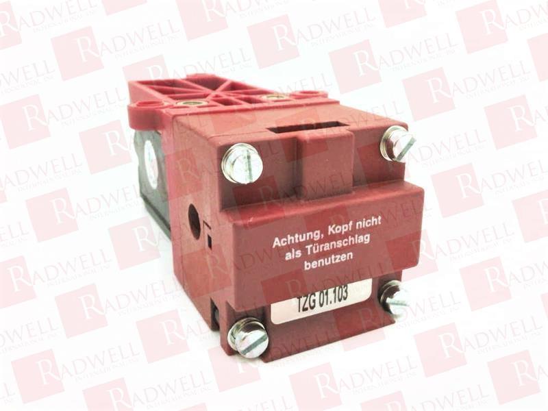 TZG01 103 by SCHMERSAL - Buy or Repair at Radwell - Radwell com