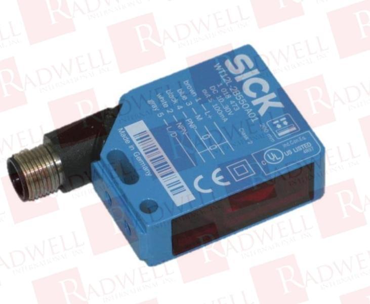 SICK OPTIC ELECTRONIC WT12L-2B550A01