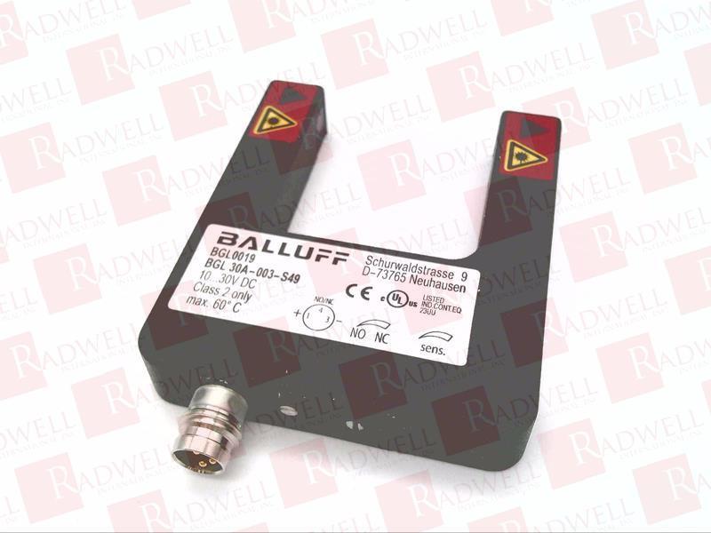 Balluff BGL-30A-003-S49 USPP BGL30A003S49