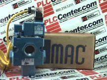 MAC VALVES INC 57D-11-111JC