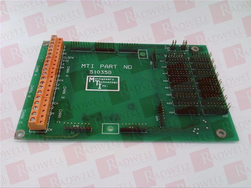 MONTGOMERY TECHNOLOGY INC 51035G