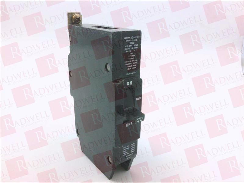 GENERAL ELECTRIC TEF113020 0