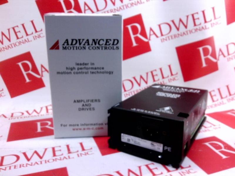 ADVANCED MOTION CONTROLS BE25A20AC/E