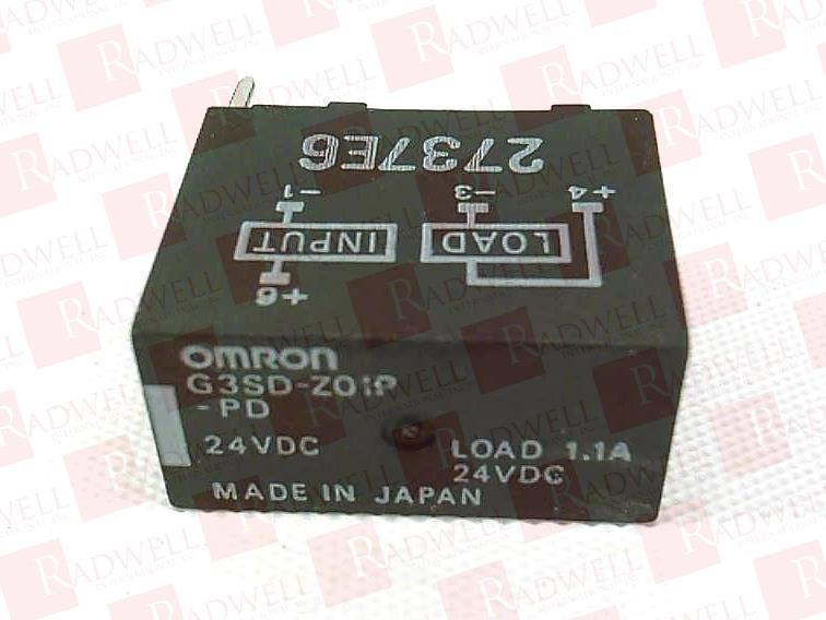 OMRON G3SD-Z01P-PD DC24