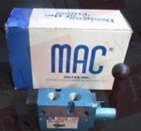 MAC VALVES INC 180001-112-0025