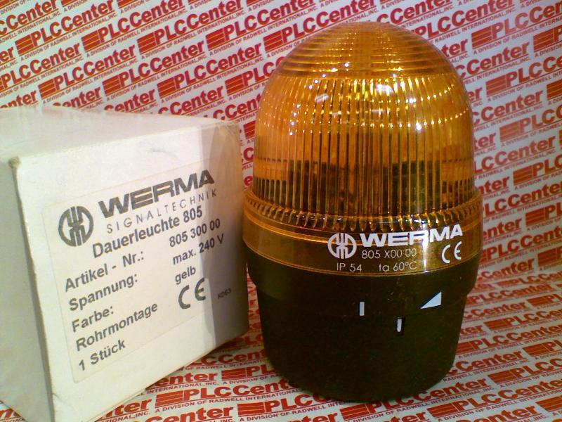 WERMA 805-300-00