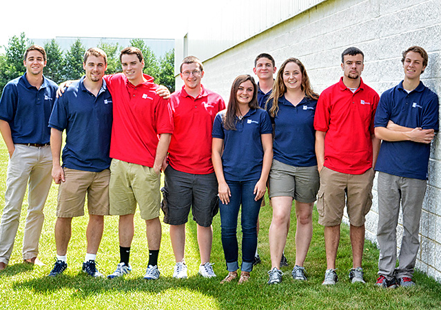 Radwell Summer Interns 2015