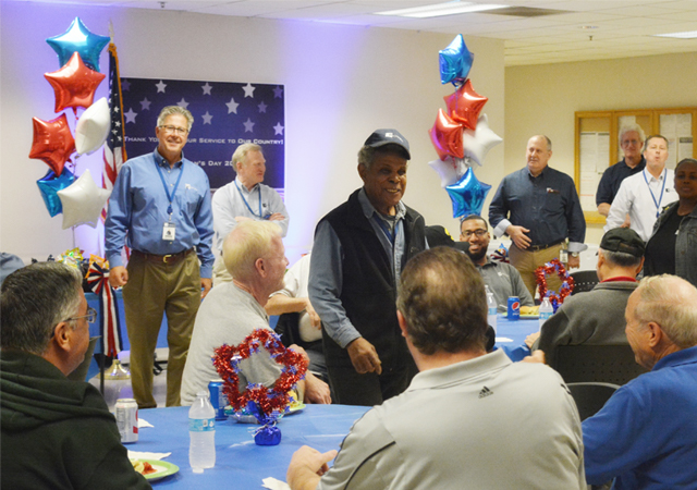 Radwell feiert seine Veteranen