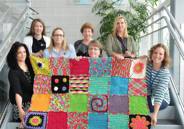Radwell Crochet for a Cause 2016